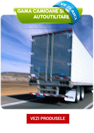 Gama camioane si autoutilitare
