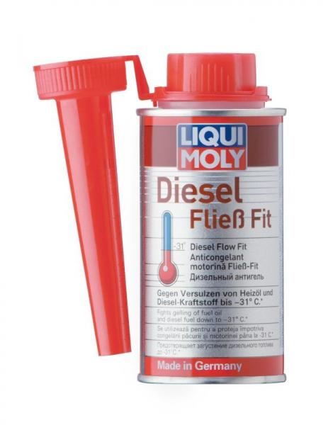 Aditiv diesel anticongelant Liqui Moly Fließ-Fit - 150 ml 0