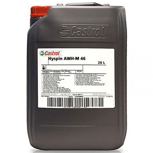 Castrol Hyspin AWH-M 46 - 20 Litri 0
