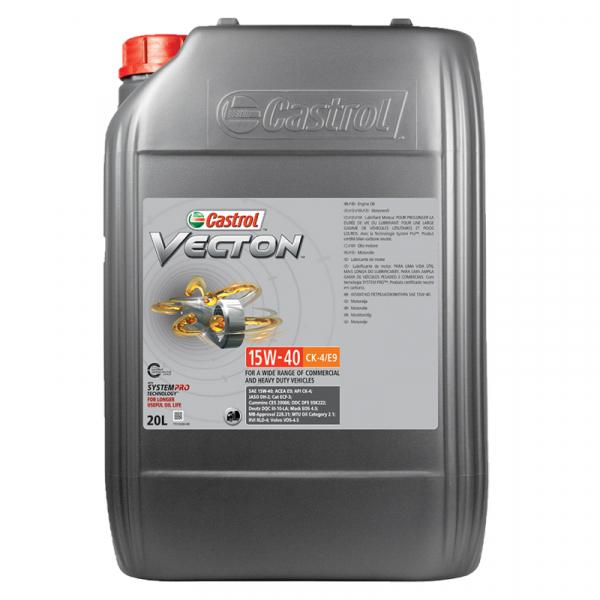 Castrol Vecton 15W40 - 20 Litri 0