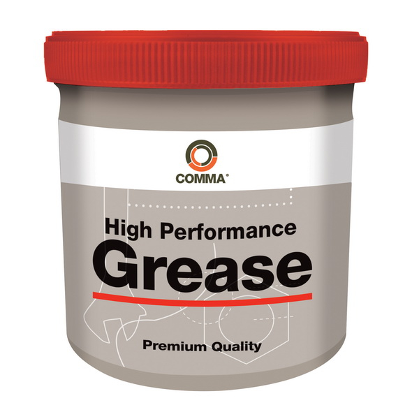 Vaselina rulmenti COMMA High Performance Bearing Grease - 500 g 0