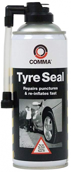 Spray reparatii anvelope COMMA Tyre Seal - 400 ml 0