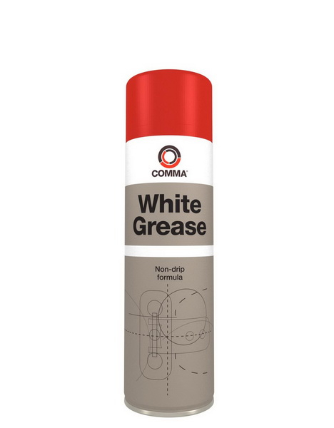 Spray vaselina COMMA White Grease - 500 ml 0