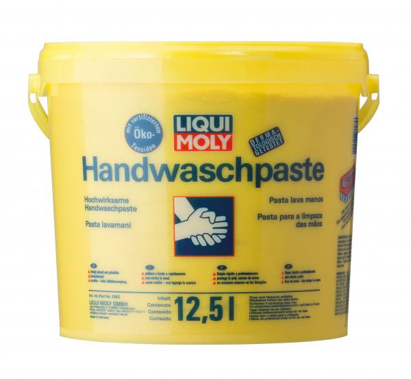 Pasta de curatat maini Liqui Moly Handwaschpaste - 12,5 Litri 0