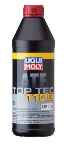 Ulei cutie viteze automata Liqui Moly Top Tec ATF 1100 Liqui Moly - 1 Litru 0