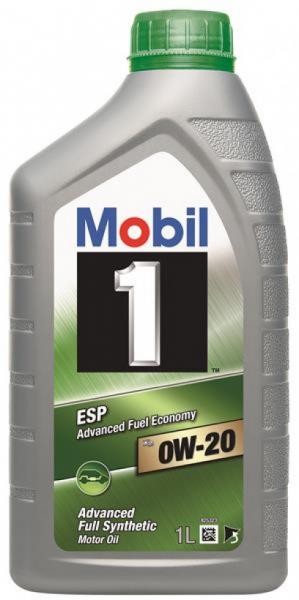 Mobil 1 ESP X2 0W20 - 1 Litru 0