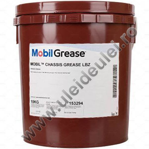 Vaselina semifluida Mobil Chassis Grease LBZ - 18 KG 0