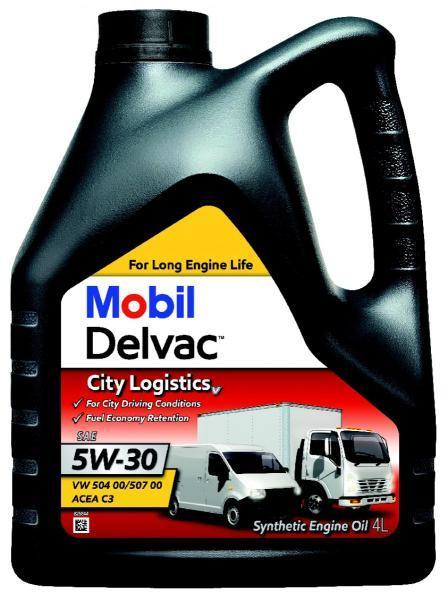 Mobil Delvac City Logistics V 5W-30 - 4 Litri 0