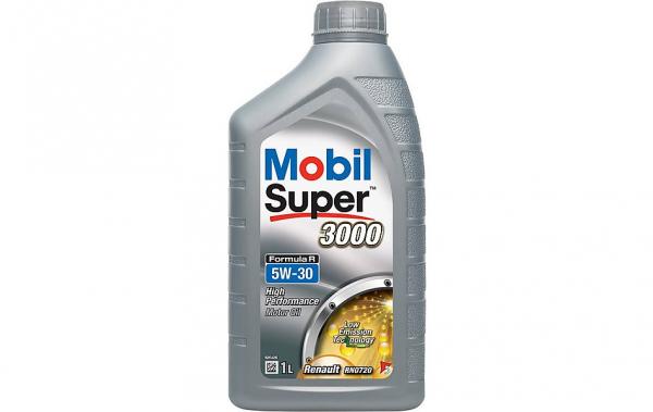Mobil Super 3000 Formula R 5W30 - 1 Litru 0