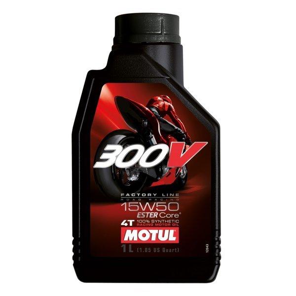 Motul 300V 4T Factory Line 15W50 - 1 Litru 0