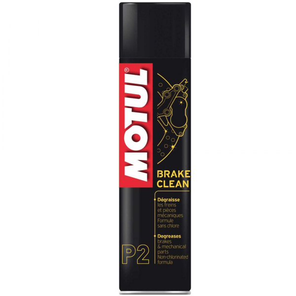 Spray curatare frane Motul Brake Clean P2 - 400 ml 0