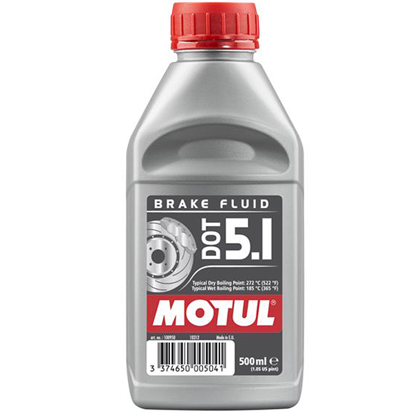 Lichid de frana Motul Brake Fluid DOT 5.1 - 500 ml 0