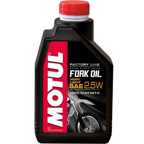 Motul Fork Oil Factory Line 2.5W - 1 Litru 0
