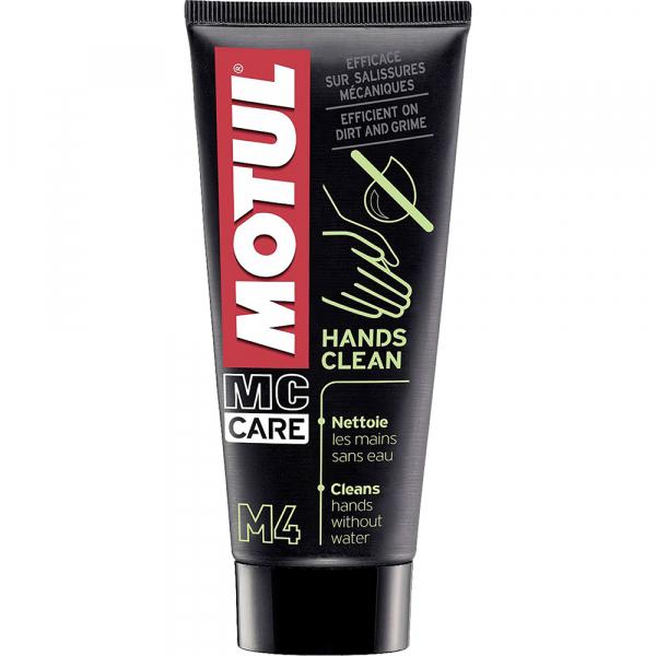 Crema curatare maini Motul Hands Clean M4 - 100 ml 0