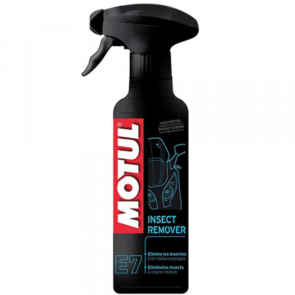 Solutie indepartat insecte Motul Insect Remover E7 - 400 ml 0