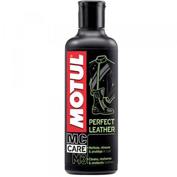 Solutie curatare si intretinere elemente piele Motul Perfect Leather M3 - 250 ml 0