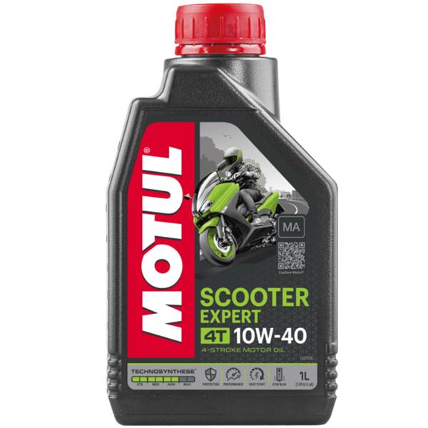 Motul Scooter Expert 4T 10W40 - 1 Litru [0]