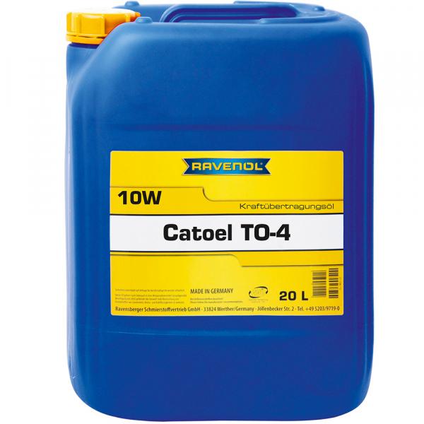 Ravenol CATOEL TO-4 10W - 20 Litri 0