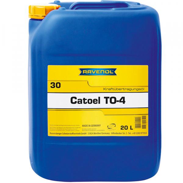 Ravenol CATOEL TO-4 SAE 30 - 20 Litri 0