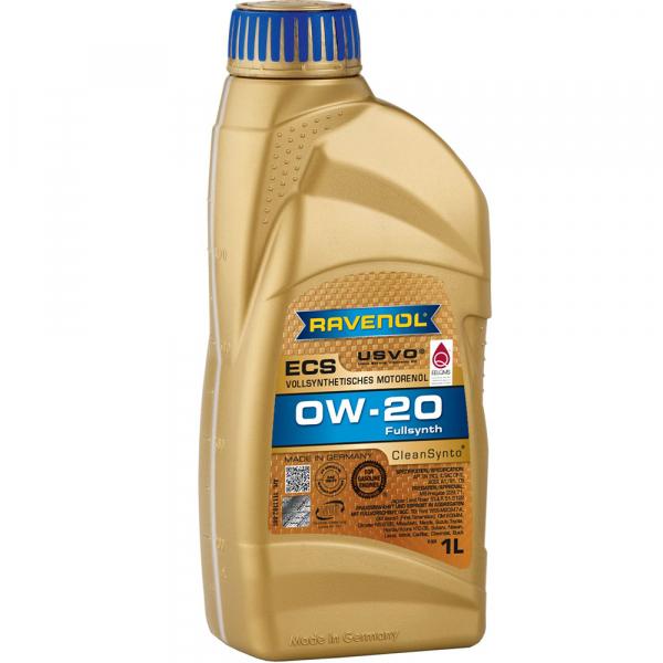 Ravenol ECS USVO 0W20 - 1 Litru 0