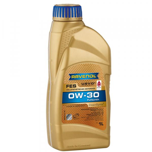 Ravenol FES USVO 0W30 - 1 Litru 0