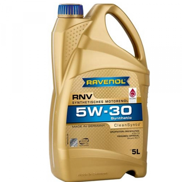 Ravenol RNV 5W30 - 5 Litri 0