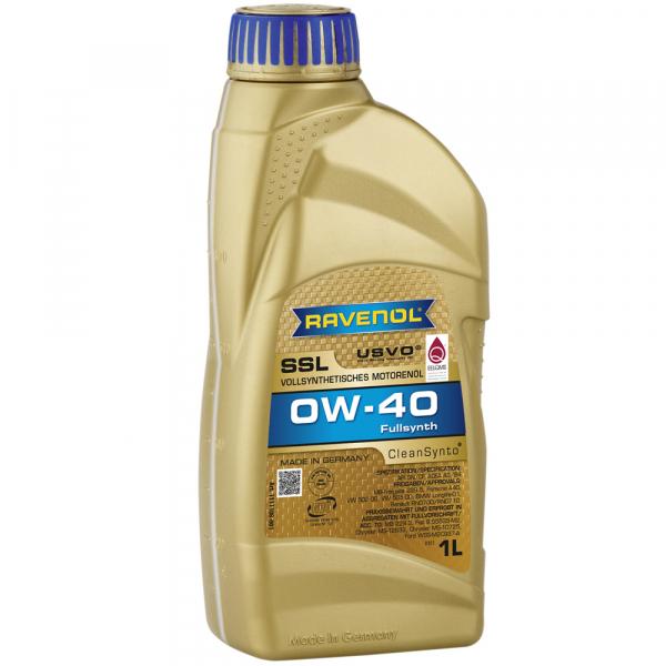 Ravenol SSL USVO 0W40 - 1 Litru [0]