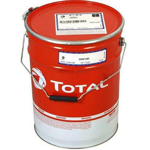 Vaselina pe baza de litiu/calciu Total Multis MS2 - 18 KG 0
