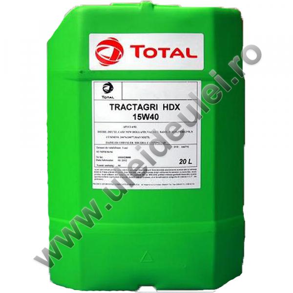 Total Tractagri HDX 15W40 - 20 Litri 0