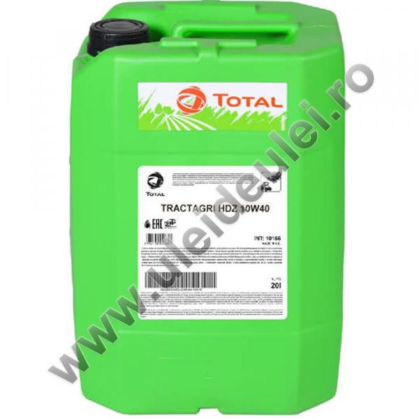 Total Tractagri HDZ 10W40 - 20 Litri 0