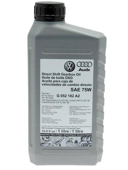 Ulei transmisie DSG Volkswagen G052182A2 - 1 Litru 0