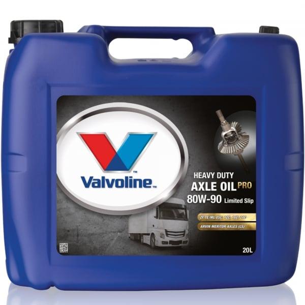 Valvoline Heavy Duty Axle Oil PRO 80W90 LS - 20 Litri 0