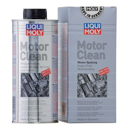 Aditiv curatare depuneri motor Liqui Moly Motor Clean - 500 ml 0