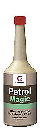 Aditiv curatare injectoare benzina COMMA Petrol Magic - 400 ml 0