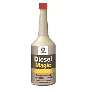 Aditiv curatare injectoare diesel COMMA Diesel Magic - 400 ml 0