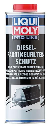 Aditiv Liqui Moly Pro Line pentru protectie Filtru De Particule(DPF) - 1 Litru 0
