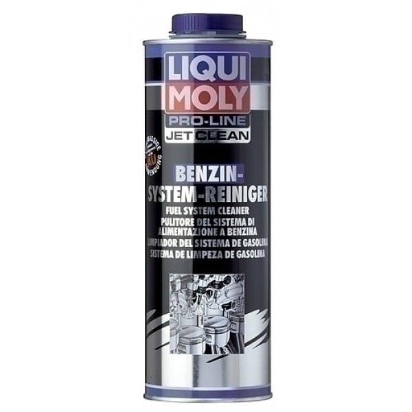 Aditiv Liqui Moly Pro Line pentru sistem pe benzină - 1 Litru 0
