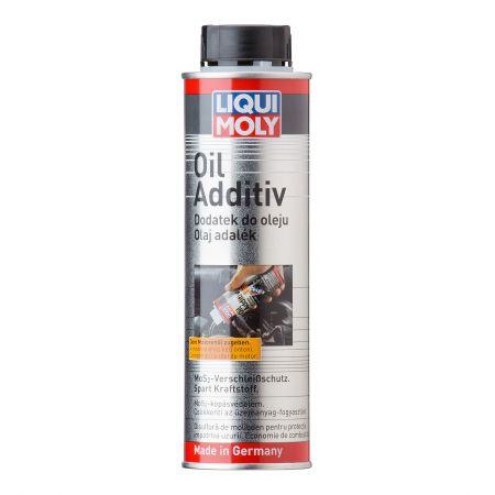 Aditiv ulei Liqui Moly cu MOS2 - 300 ml 0
