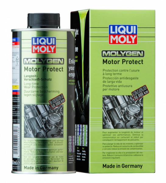 Aditiv antiuzura Liqui Moly MOLYGEN  Motor Protect - 500 ml - Liqui Moly 0