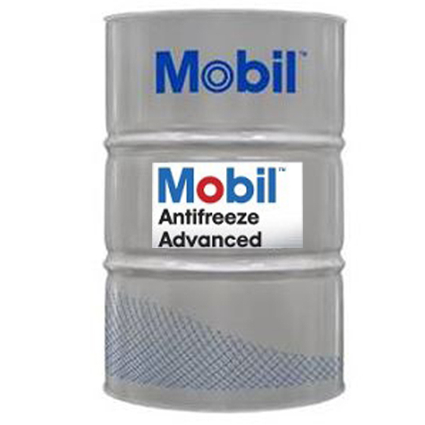 Antigel concentrat rosu/roz Mobil Antifreeze Advanced G12/G12+ - 208 Litri 0