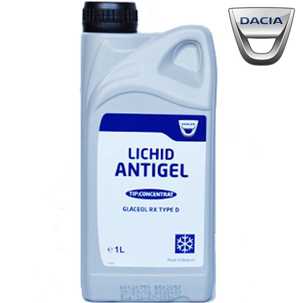 Antigel Dacia Glaceol RX Type D - 1 Litru [0]