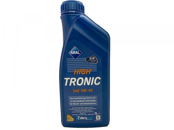Aral High Tronic 5W40 - 1 Litru 0