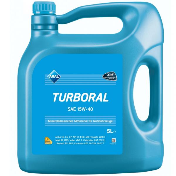 Aral Turboral 15W40 - 5 Litri [0]