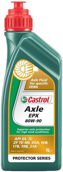 Castrol Axle EPX 80W90 GL5 - 1 Litru 0