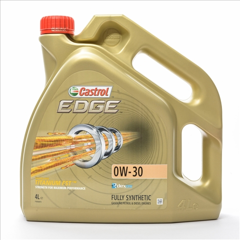 Castrol Edge 0W30 - 4 Litri 0