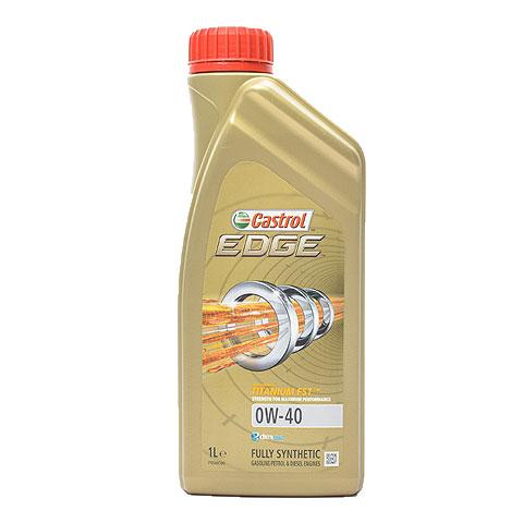 Castrol Edge 0W40 - 1 Litru 0