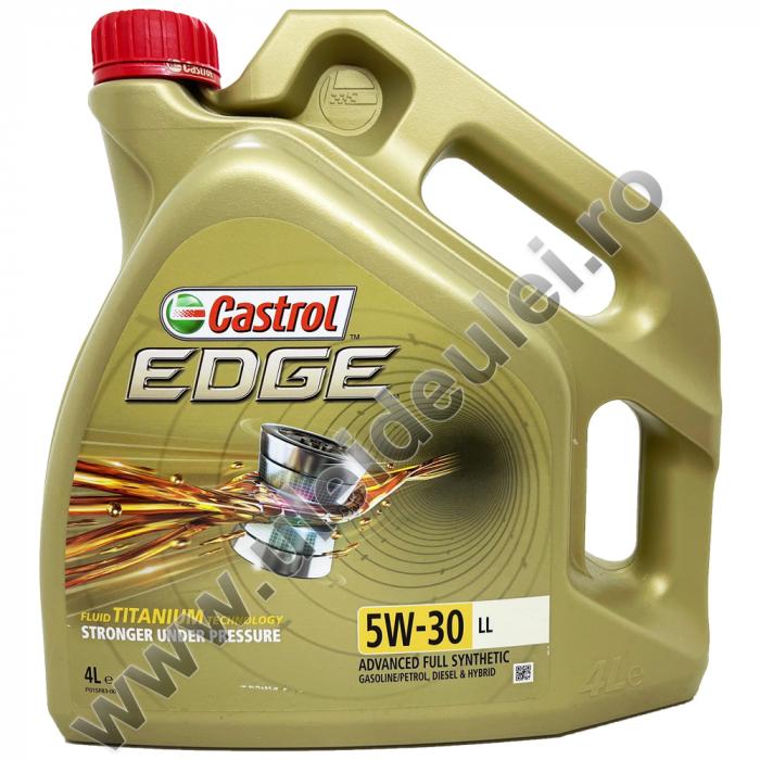 Castrol Edge 5W30 Titanium FST Long Life - 4 Litri [0]