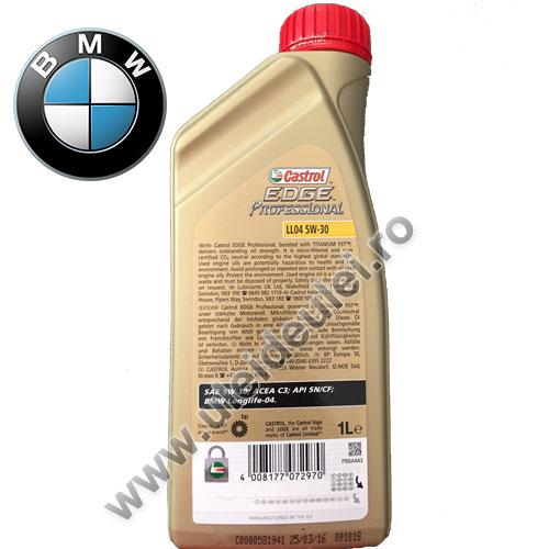 Castrol Edge Professional BMW LL-04 5W30 - 1 Litru 1