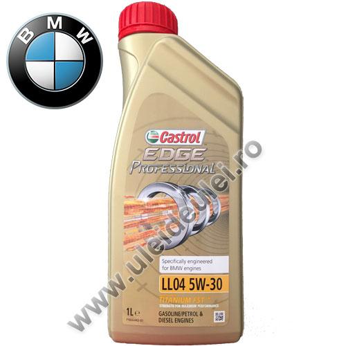 Castrol Edge Professional BMW LL-04 5W30 - 1 Litru 0