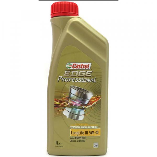 Castrol Edge Professional Long Life III 5W30 - 1 Litru 0